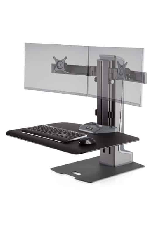 Winston-E Sit-Stand Workstation