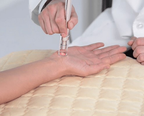 Hilthera Wrist Treatment